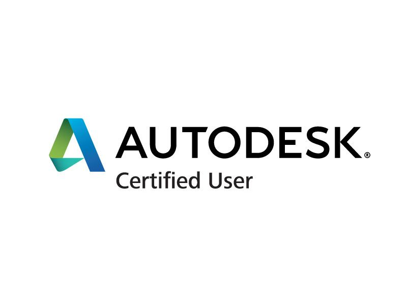 Autodesk Certefied User