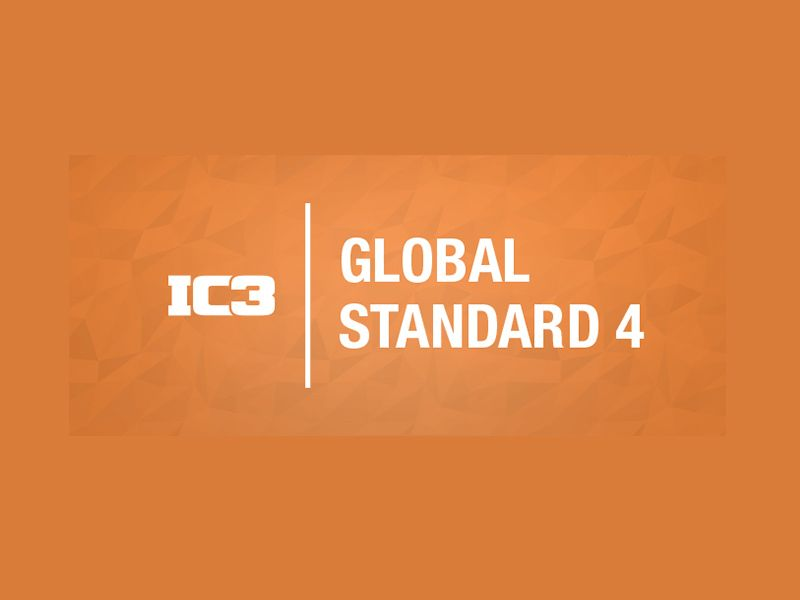 IC3 Global Standard Four