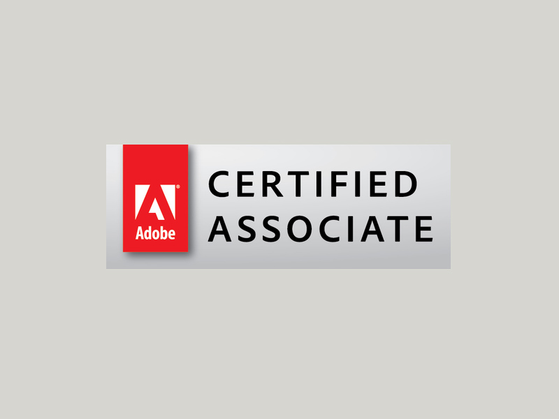 Adobe Certified Associate Certifikacijski Ispit Za Educirajme